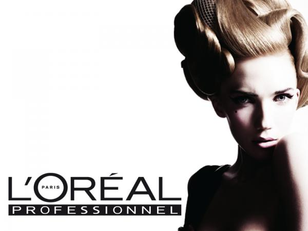L'Oréal Professionnel Haute Coiffure, professionelles Styling, Styling, Mode